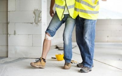 3 Things You Should Do First if Injured at Work