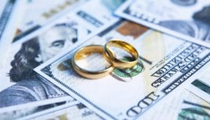 wedding-rings-dollar-bills
